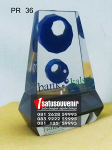 Plakat Resin Unik Bank Kalsel