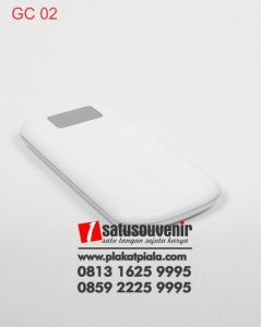 Corporate Gift Powerbank Promosi Custom
